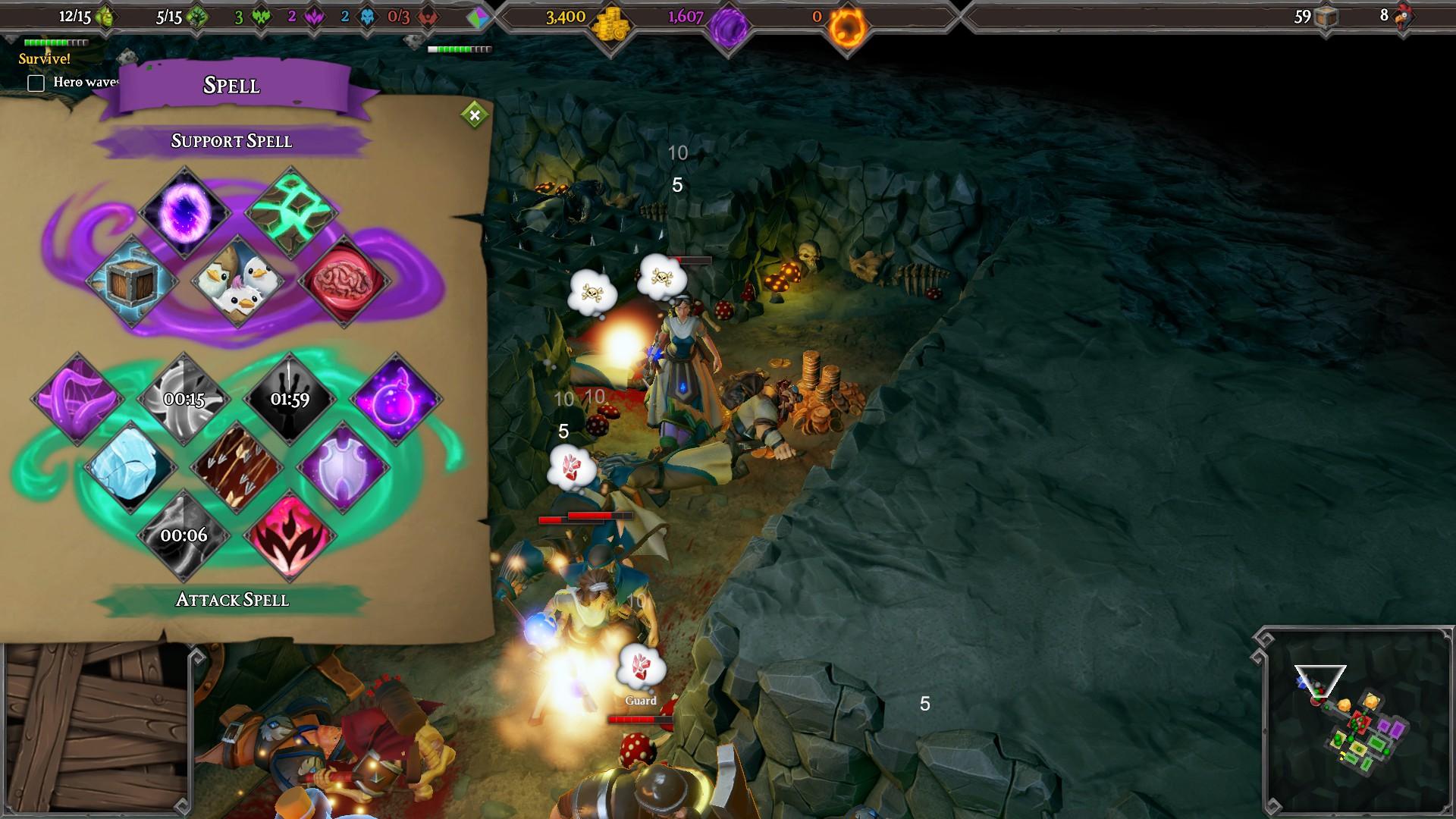 Dungeons 3 – ničte, palte, pleňte, vše je dovoleno! 151539