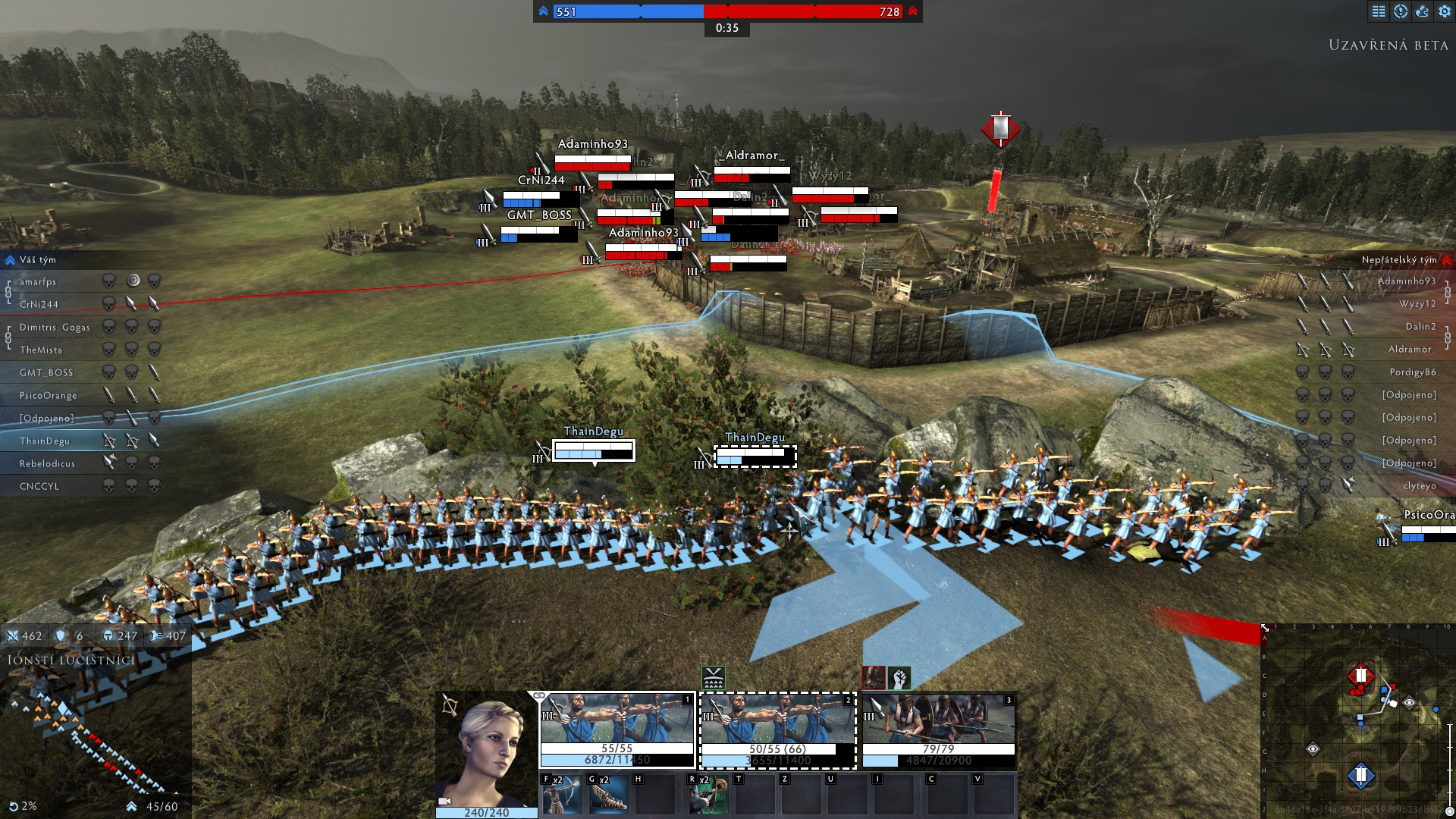 Do 4. prosince veřejná beta strategie Total War: Arena 151586