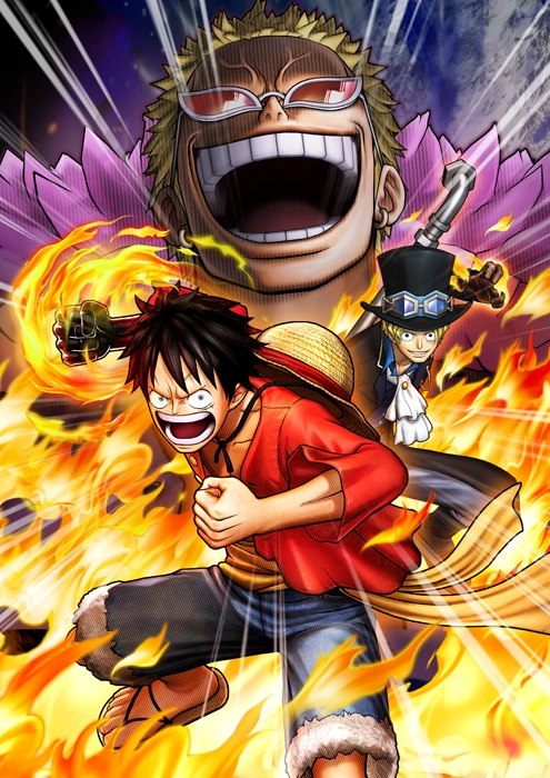 Na Switch oznámena Deluxe Edition One Piece: Pirate Warriors 3 151703
