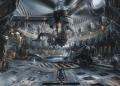 Nálož konceptů ukazuje prostředí Wolfenstein 2: The New Colossus 151717