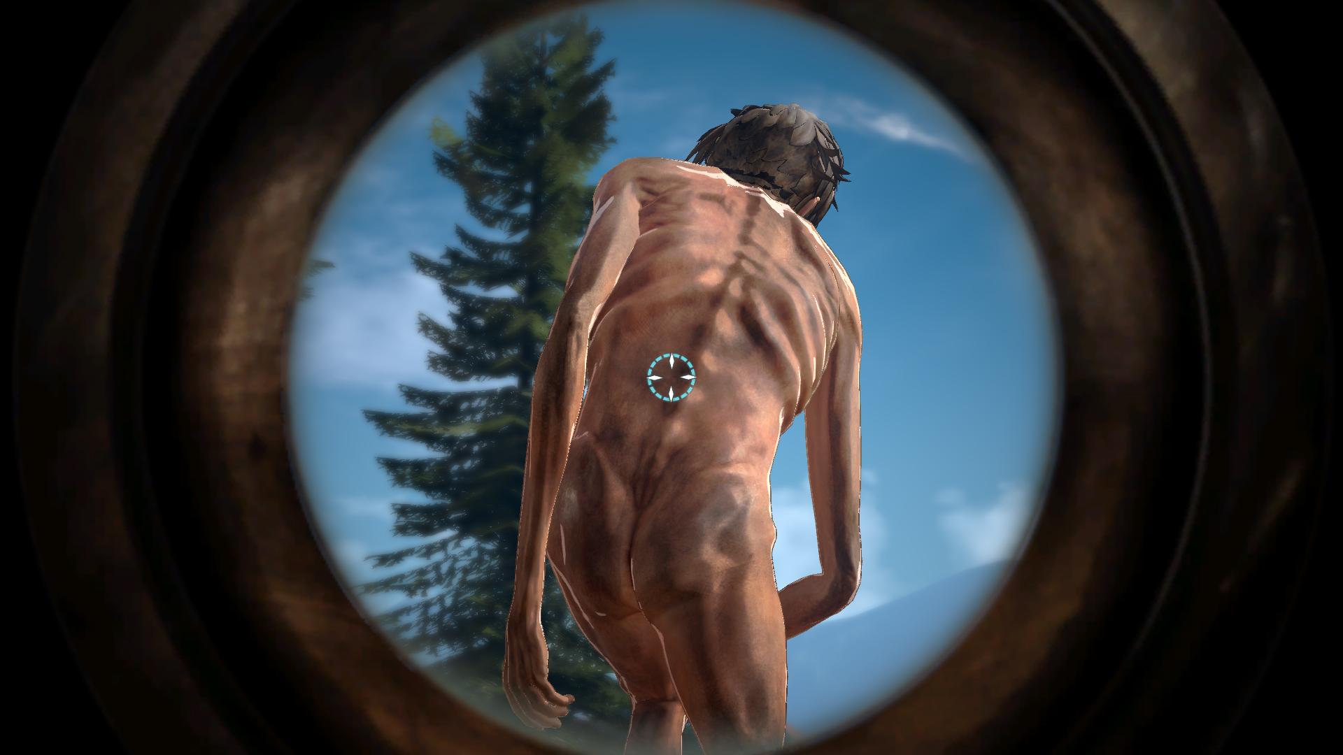 Proti nahatým obrům budete v Attack on Titan 2 bojovat v březnu 151736
