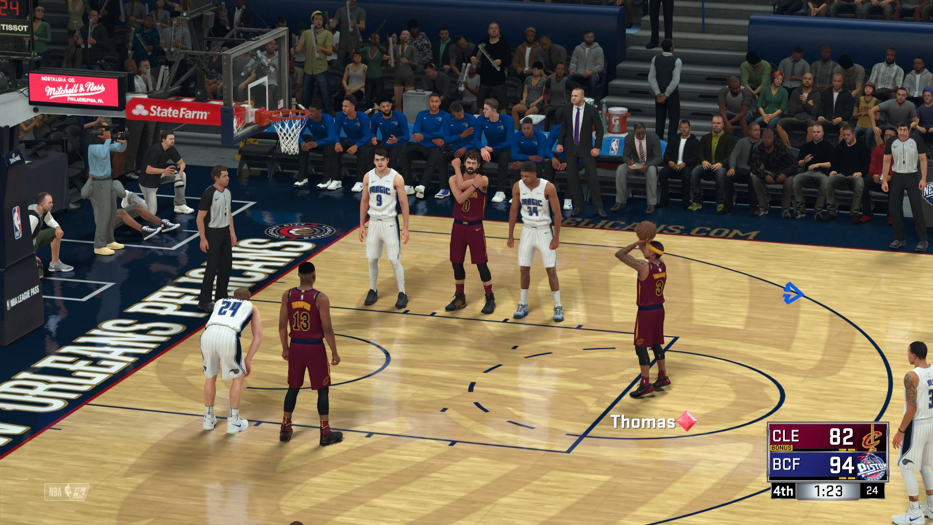 NBA 2K18 – basketbal s prvky MMO 151754