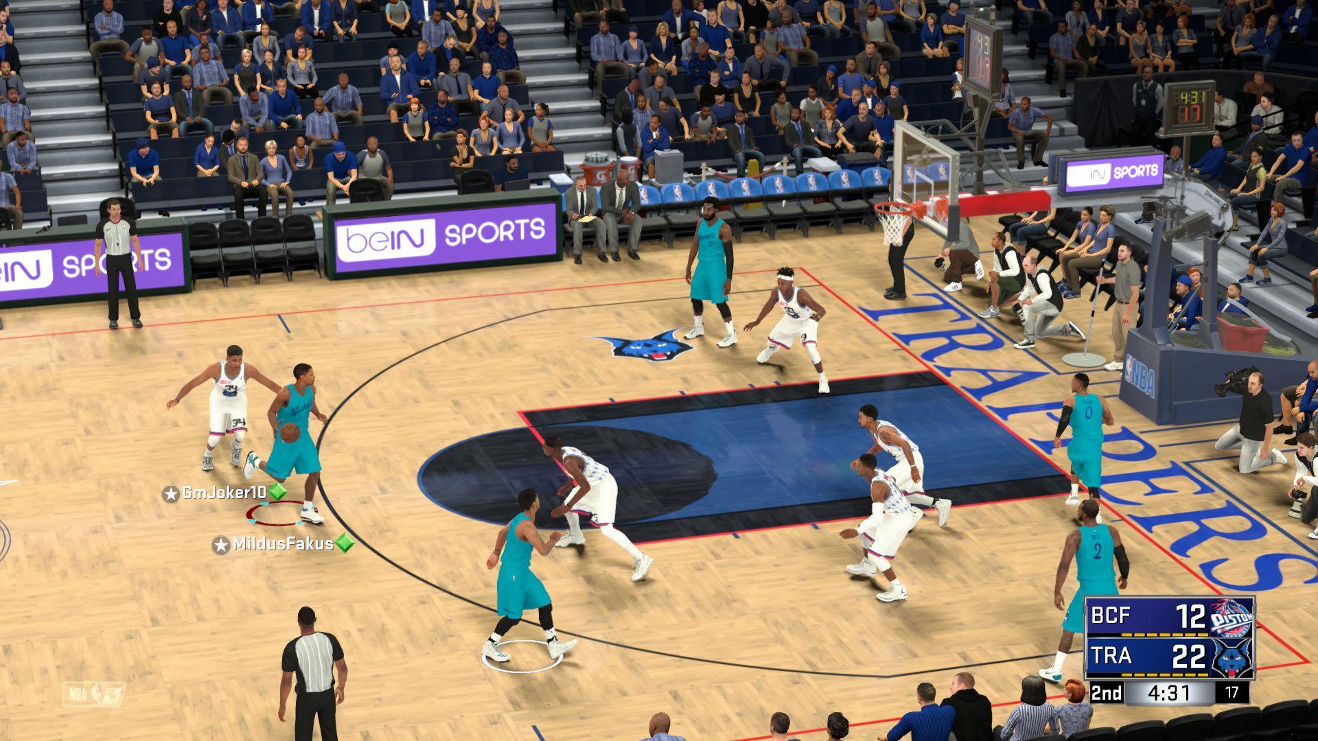 NBA 2K18 – basketbal s prvky MMO 151755
