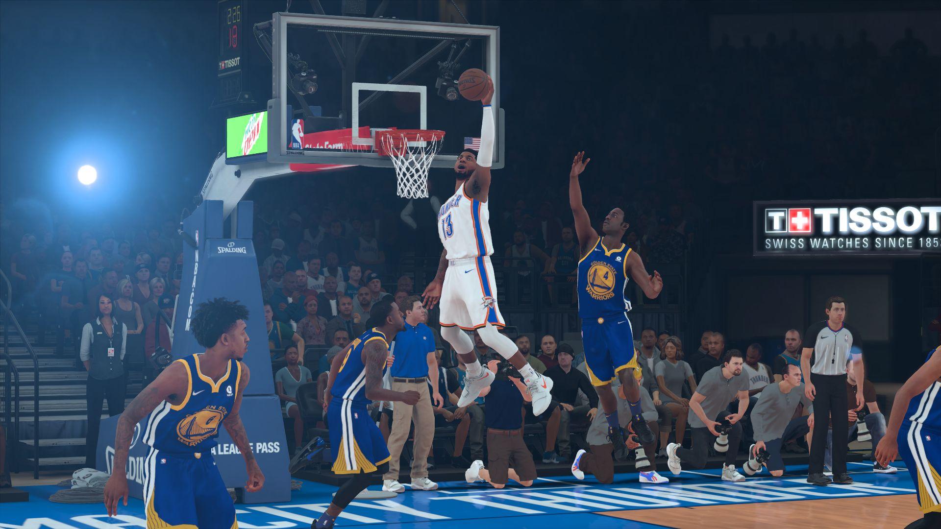 NBA 2K18 – basketbal s prvky MMO 151756