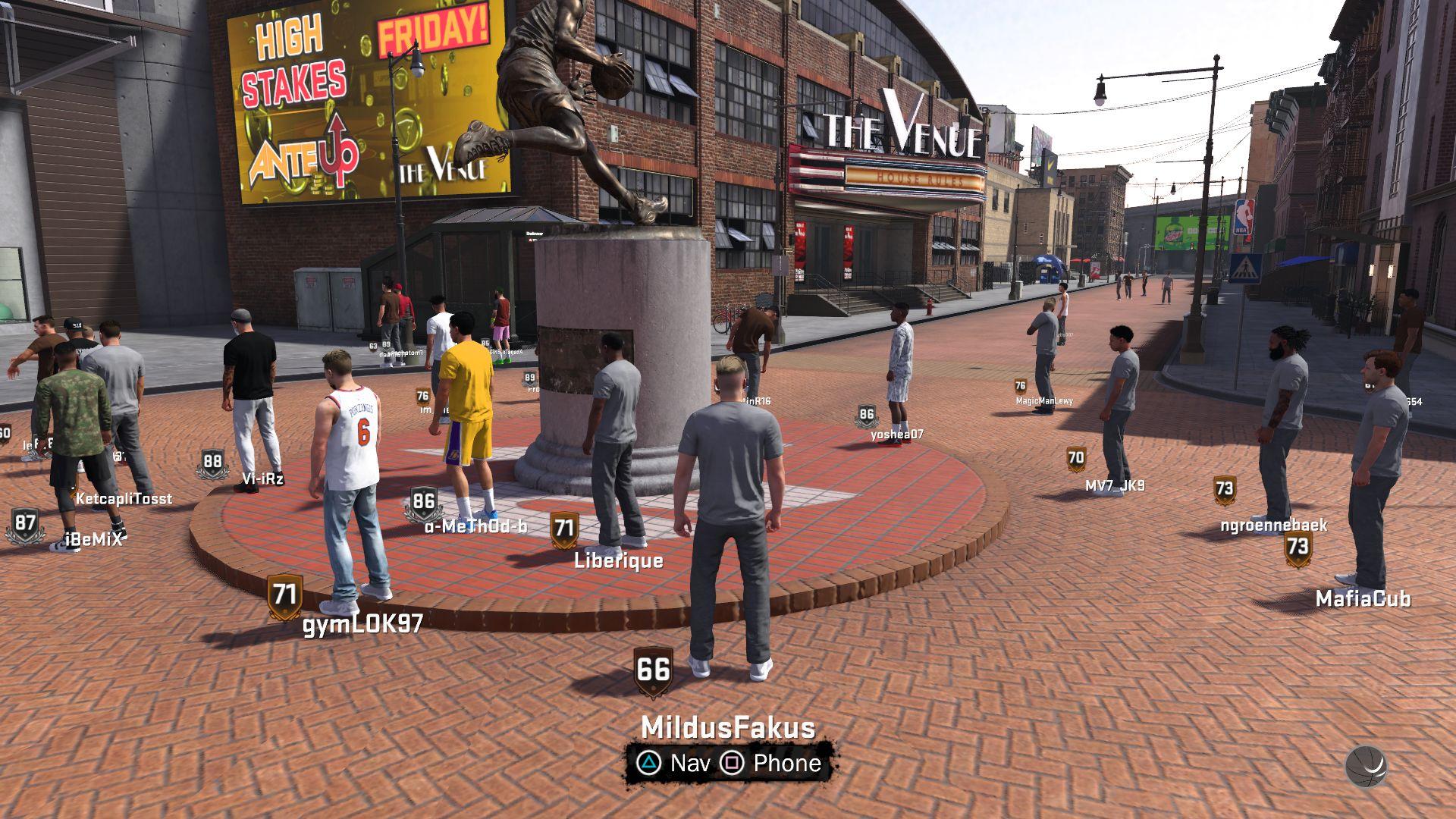 NBA 2K18 – basketbal s prvky MMO 151757
