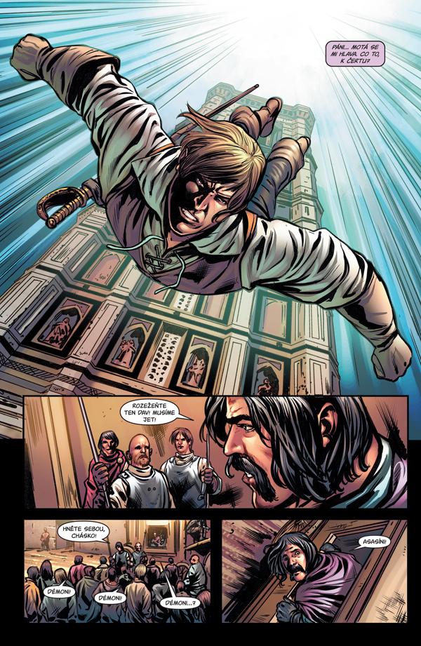 Assassin's Creed: Návrat domů - do Florencie a zase zpátky 151774