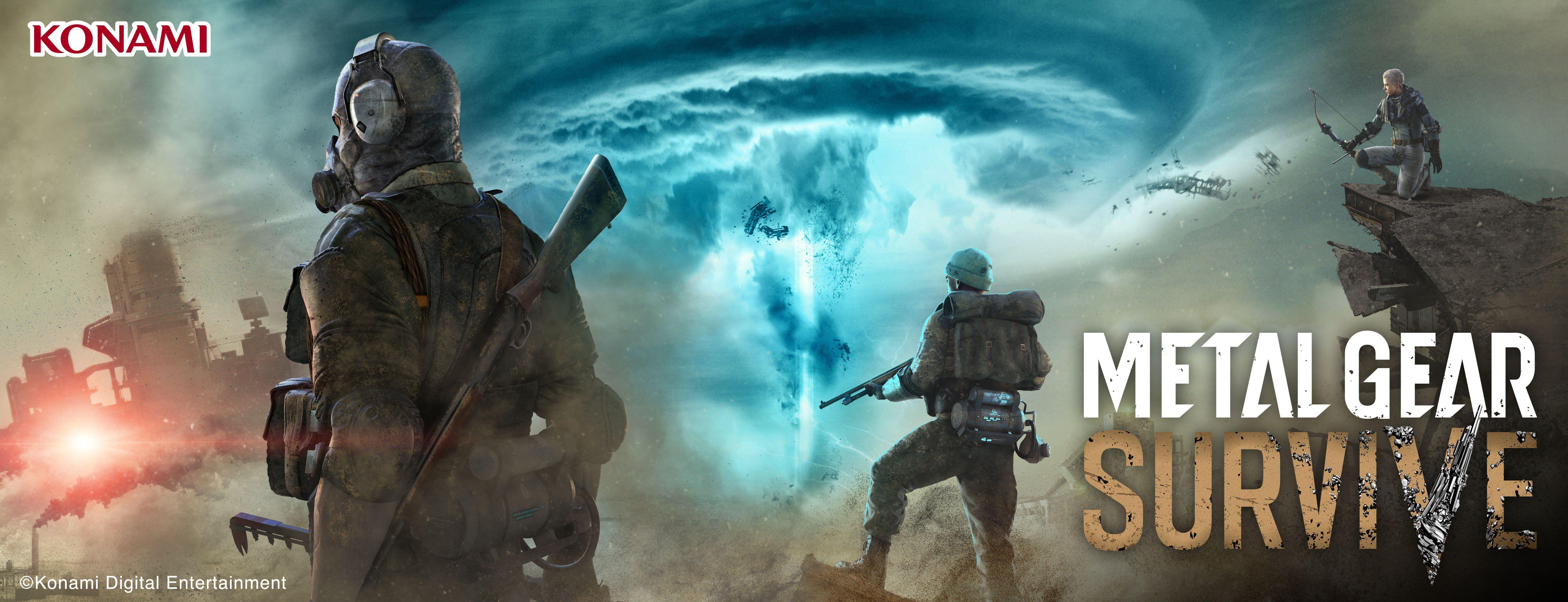 Kooperativní Metal Gear Survive vyjde v únoru 151781