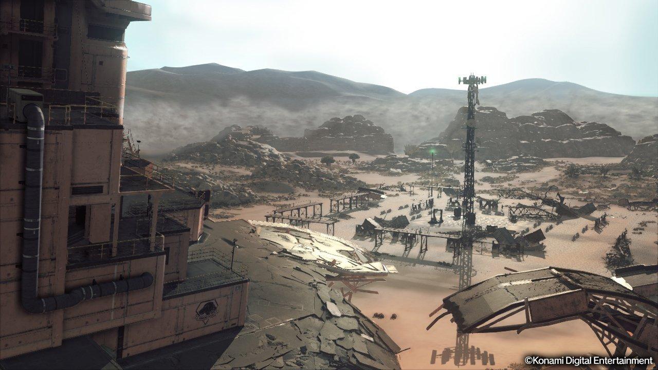 Kooperativní Metal Gear Survive vyjde v únoru 151783