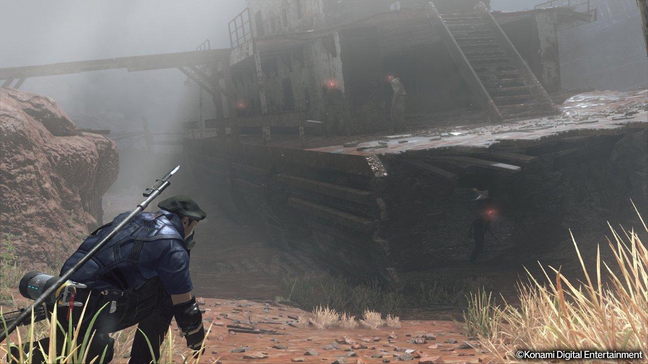 Kooperativní Metal Gear Survive vyjde v únoru 151784