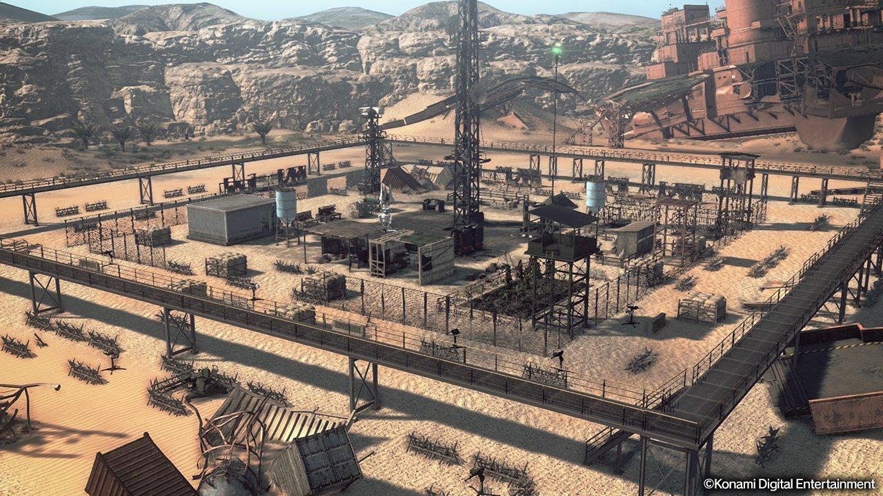 Kooperativní Metal Gear Survive vyjde v únoru 151785