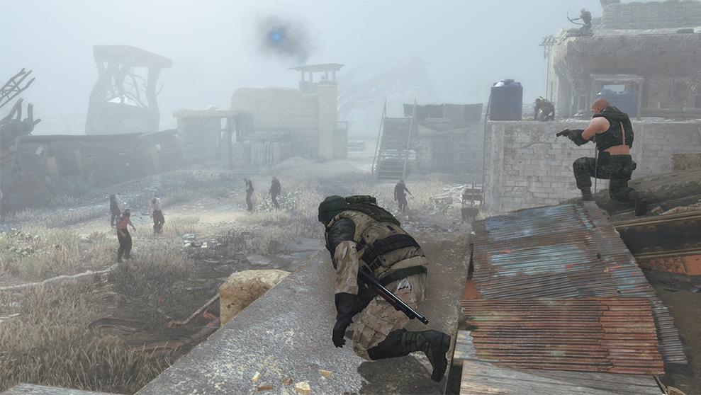 Kooperativní Metal Gear Survive vyjde v únoru 151792