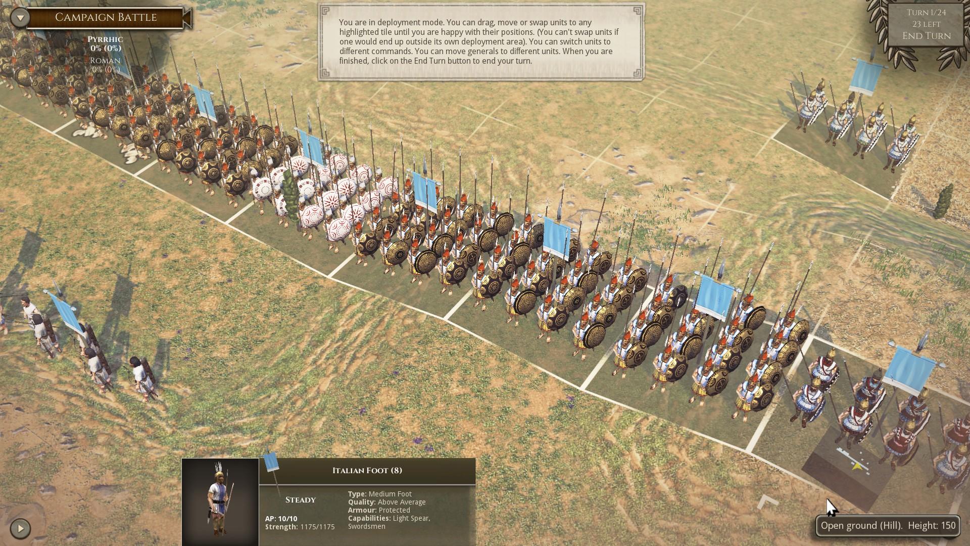 Field of Glory II – chyby neodpouštějící tahovka 151812