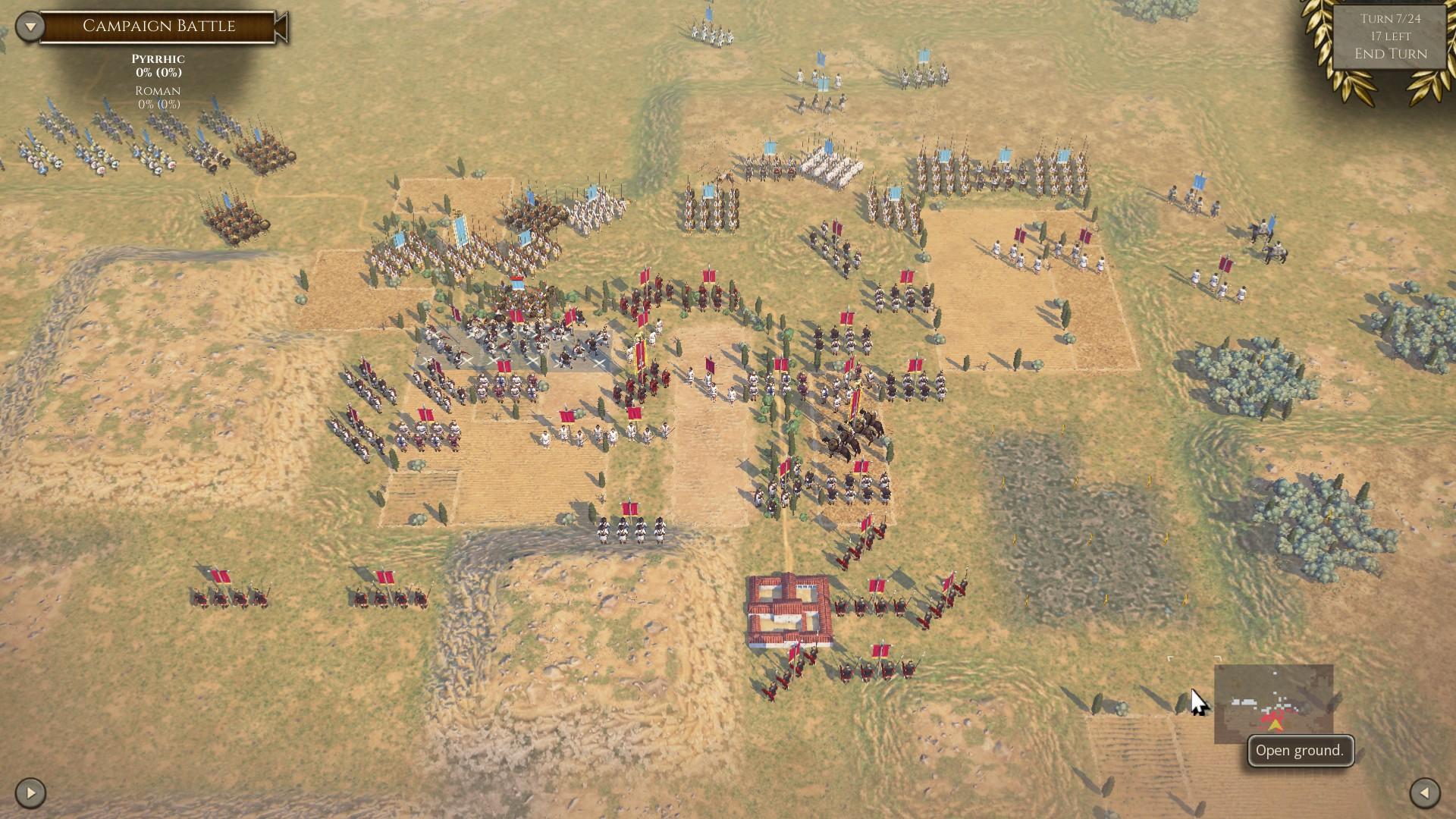 Field of Glory II – chyby neodpouštějící tahovka 151819
