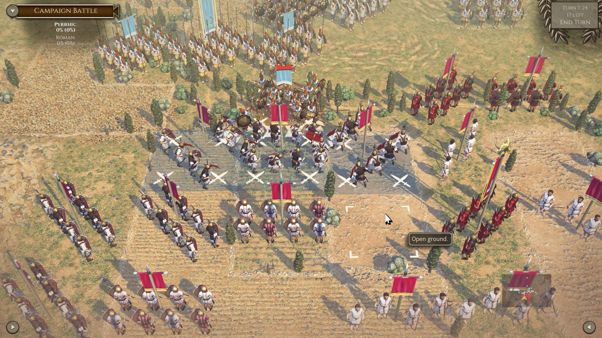 Field of Glory II – chyby neodpouštějící tahovka 151820