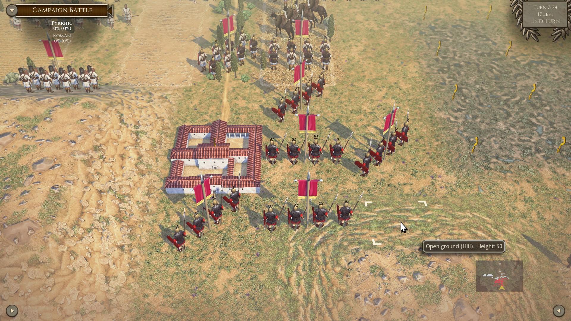 Field of Glory II – chyby neodpouštějící tahovka 151821