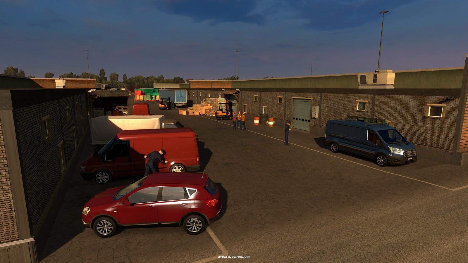 Obrazem: Itálie z Euro Truck Simulatoru 2 151826