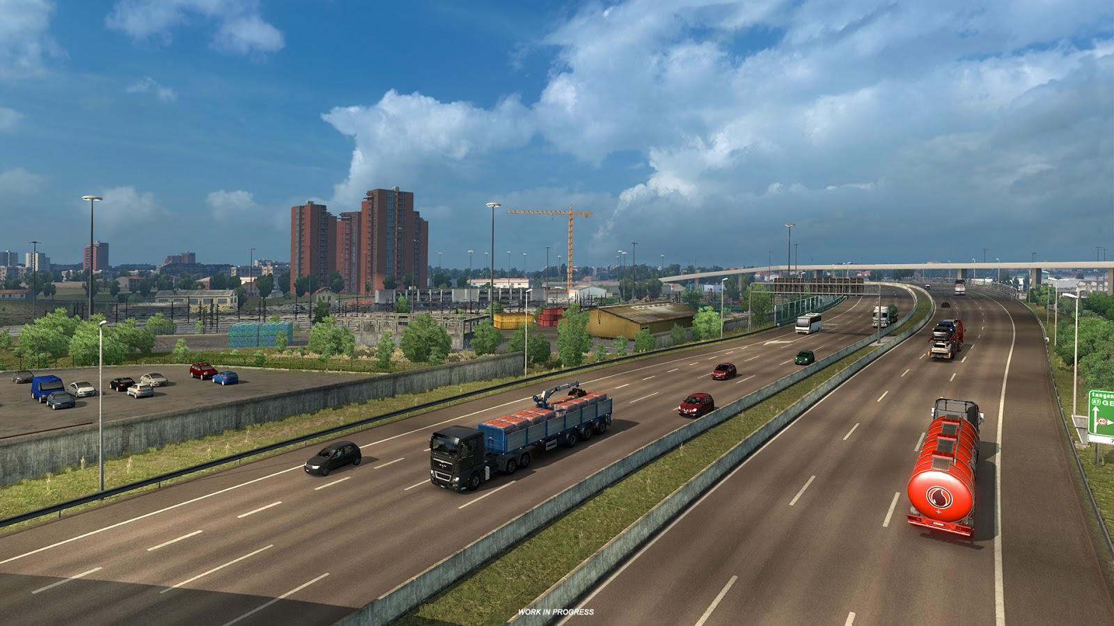 Obrazem: Itálie z Euro Truck Simulatoru 2 151832
