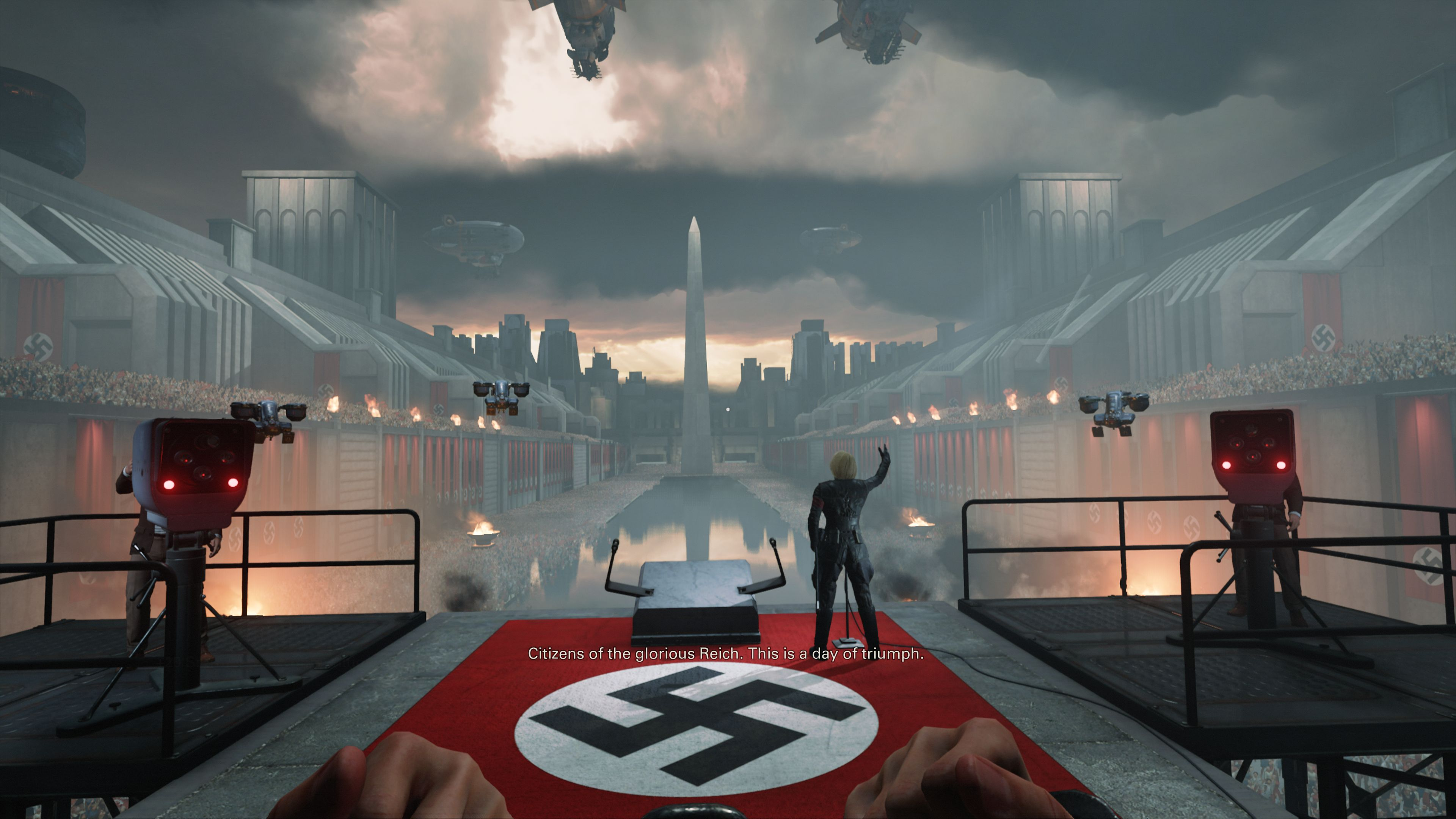 Wolfenstein 2: The New Colossus – jak by vypadala Amerika pod nadvládou nacistů? 151872