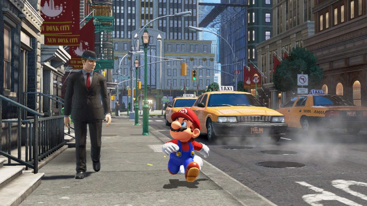 Super Mario Odyssey – odvrácenější strana Měsíce 151892