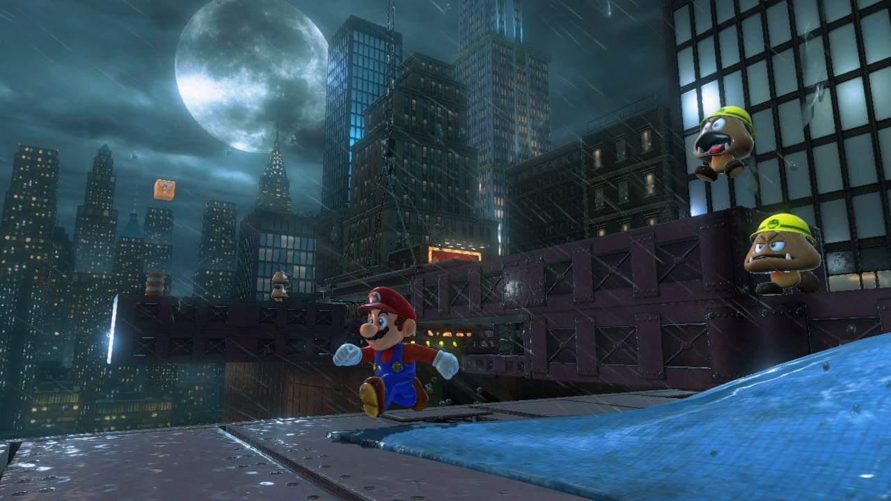 Super Mario Odyssey – odvrácenější strana Měsíce 151894