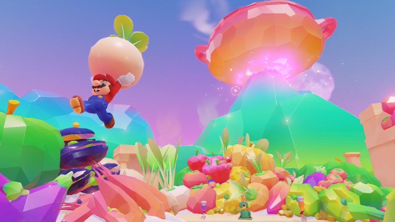 Super Mario Odyssey – odvrácenější strana Měsíce 151895