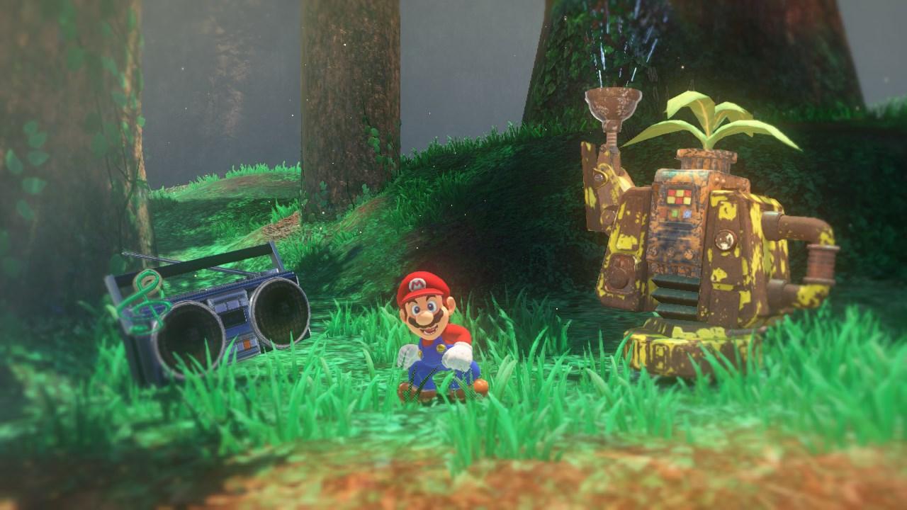 Super Mario Odyssey – odvrácenější strana Měsíce 151896
