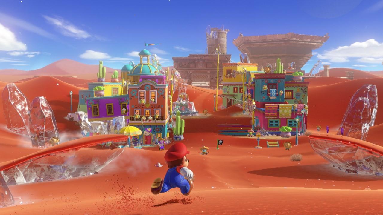 Super Mario Odyssey – odvrácenější strana Měsíce 151897