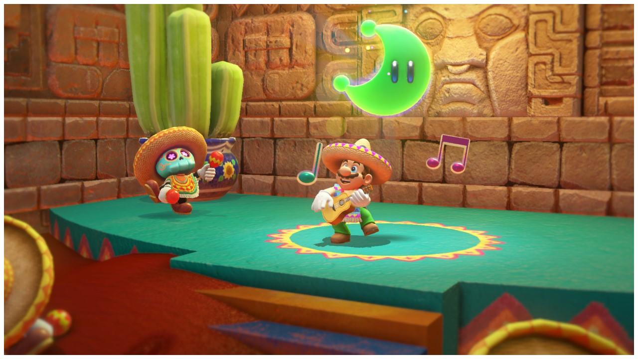 Super Mario Odyssey – odvrácenější strana Měsíce 151902