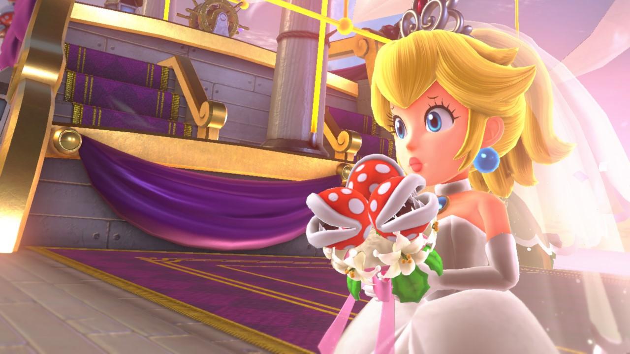 Super Mario Odyssey – odvrácenější strana Měsíce 151903