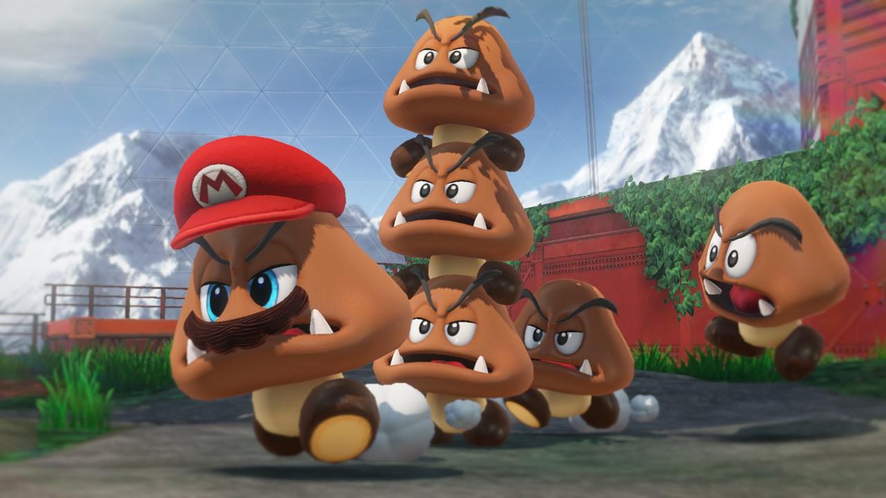 Super Mario Odyssey – odvrácenější strana Měsíce 151906