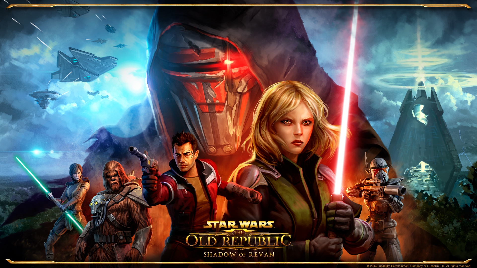 Expanze Shadow of Revan pro Star Wars: The Old Republic zdarma 151916