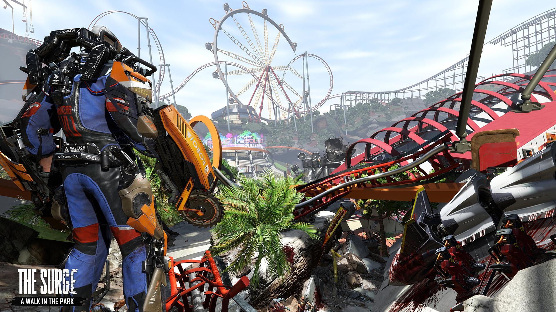 Zábavní park rozšíří The Surge 152059
