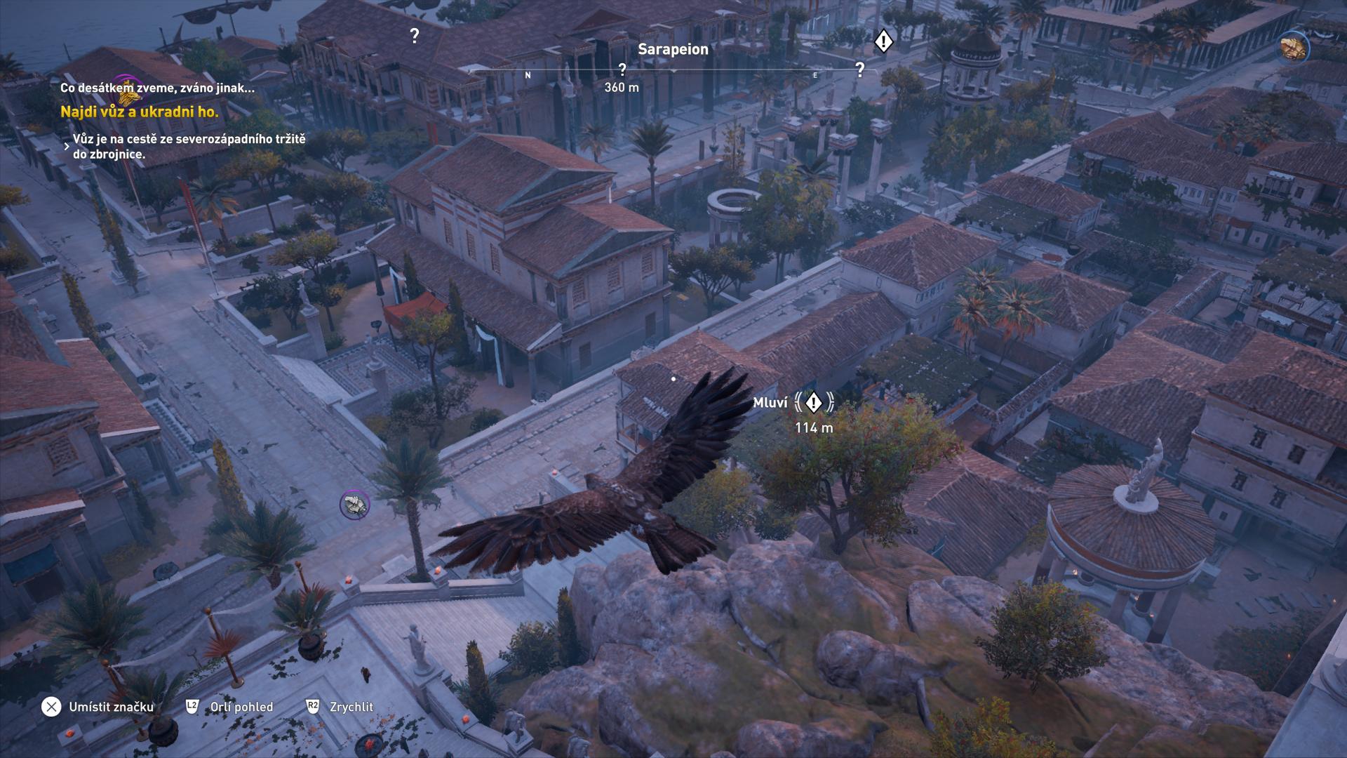 Assassin's Creed: Origins - skok důvěry správným směrem 152068