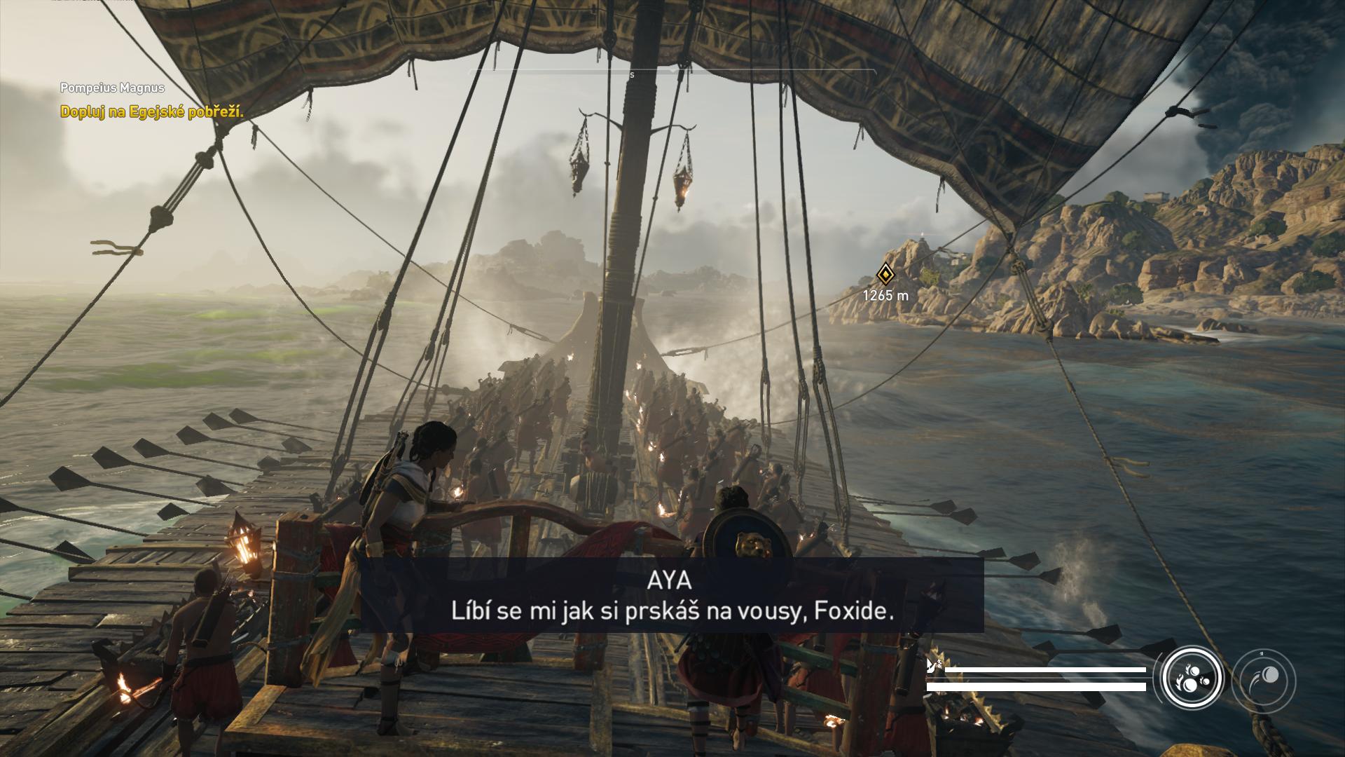 Assassin's Creed: Origins - skok důvěry správným směrem 152069