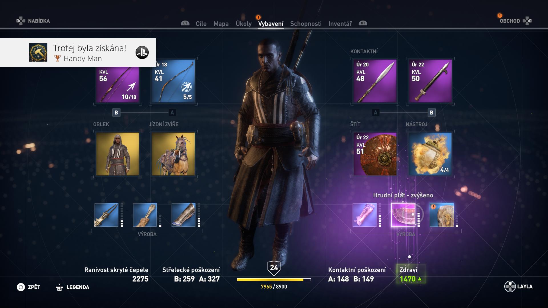 Assassin's Creed: Origins - skok důvěry správným směrem 152070