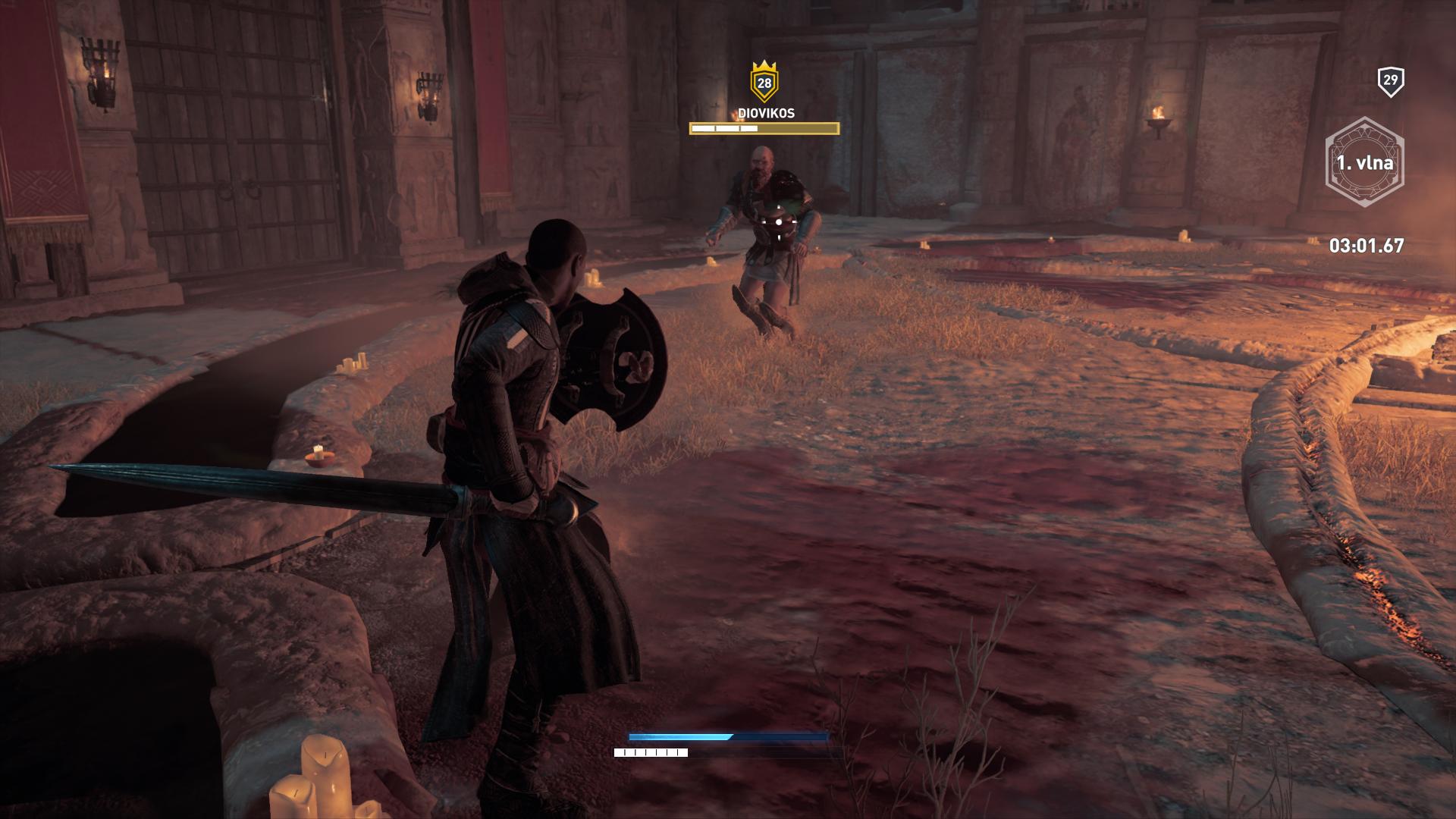 Assassin's Creed: Origins - skok důvěry správným směrem 152071