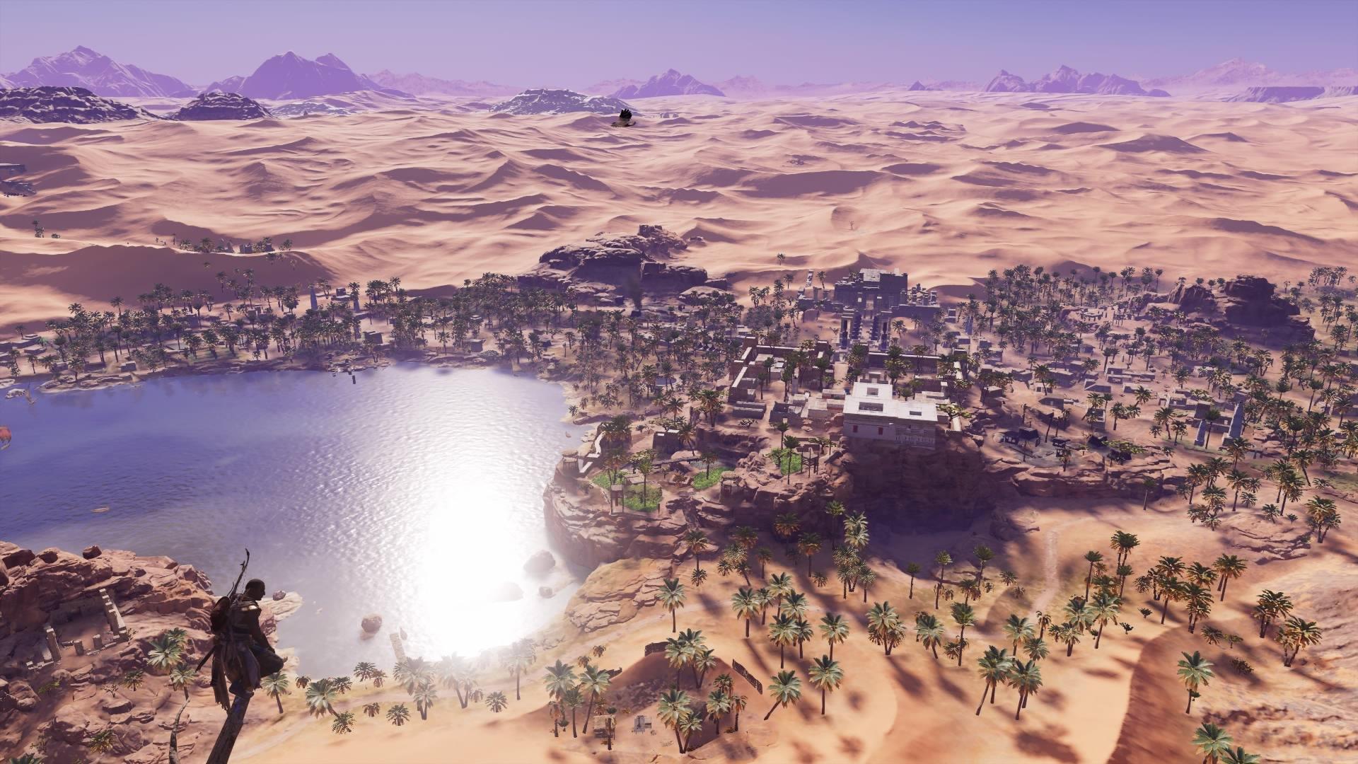 Assassin's Creed: Origins - skok důvěry správným směrem 152076