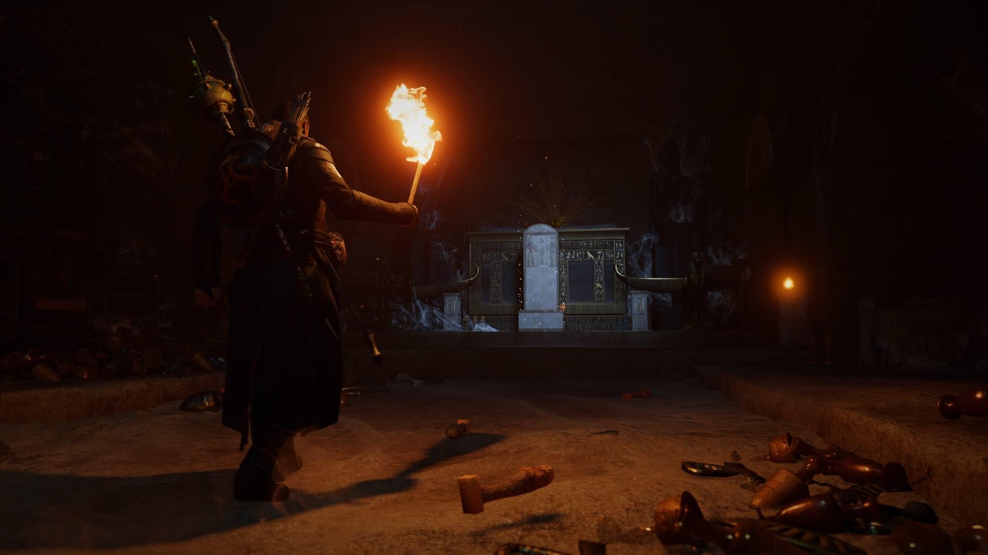 Assassin's Creed: Origins - skok důvěry správným směrem 152080