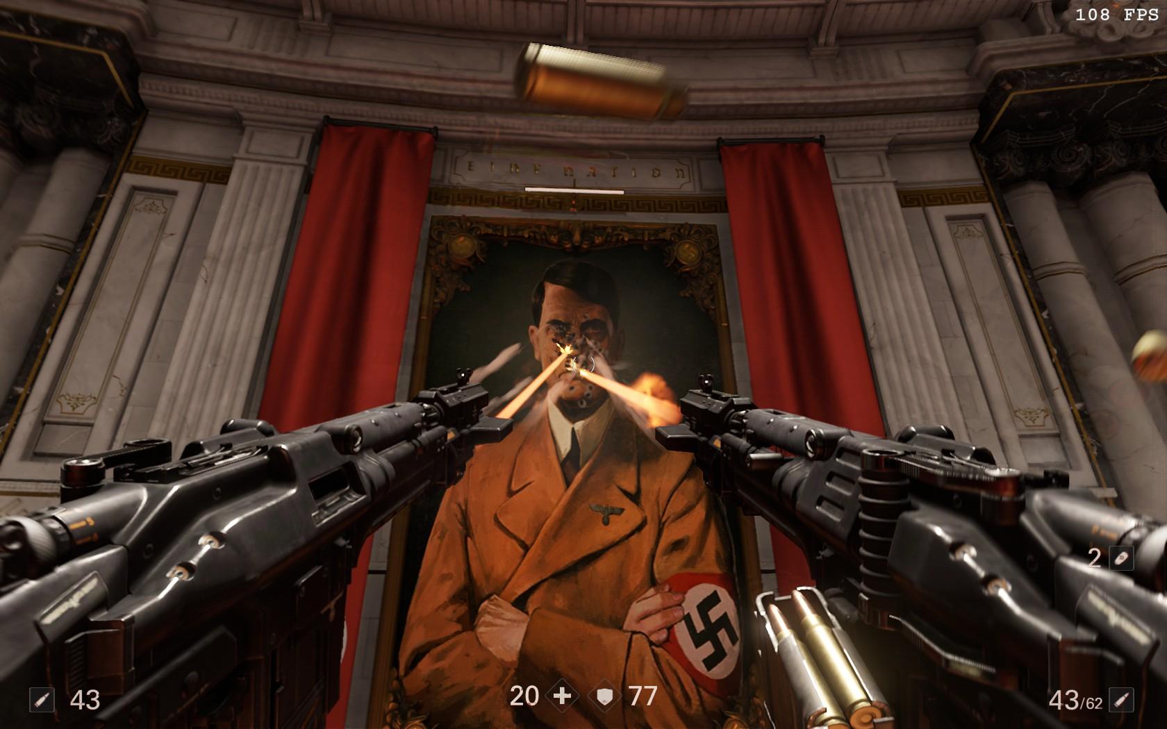 Wolfenstein 2: The New Colossus - jak BJ Blazkowicz likviduje nacisty na PC 152084