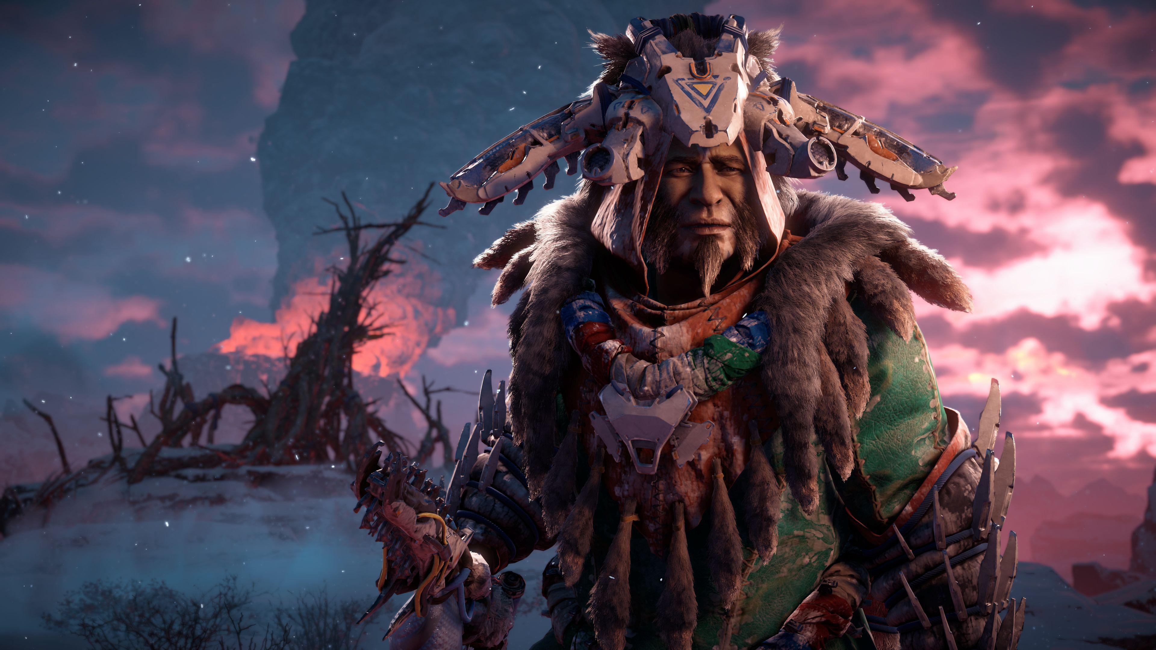 Nové obrázky z Horizon Zero Dawn: The Frozen Wilds 152117