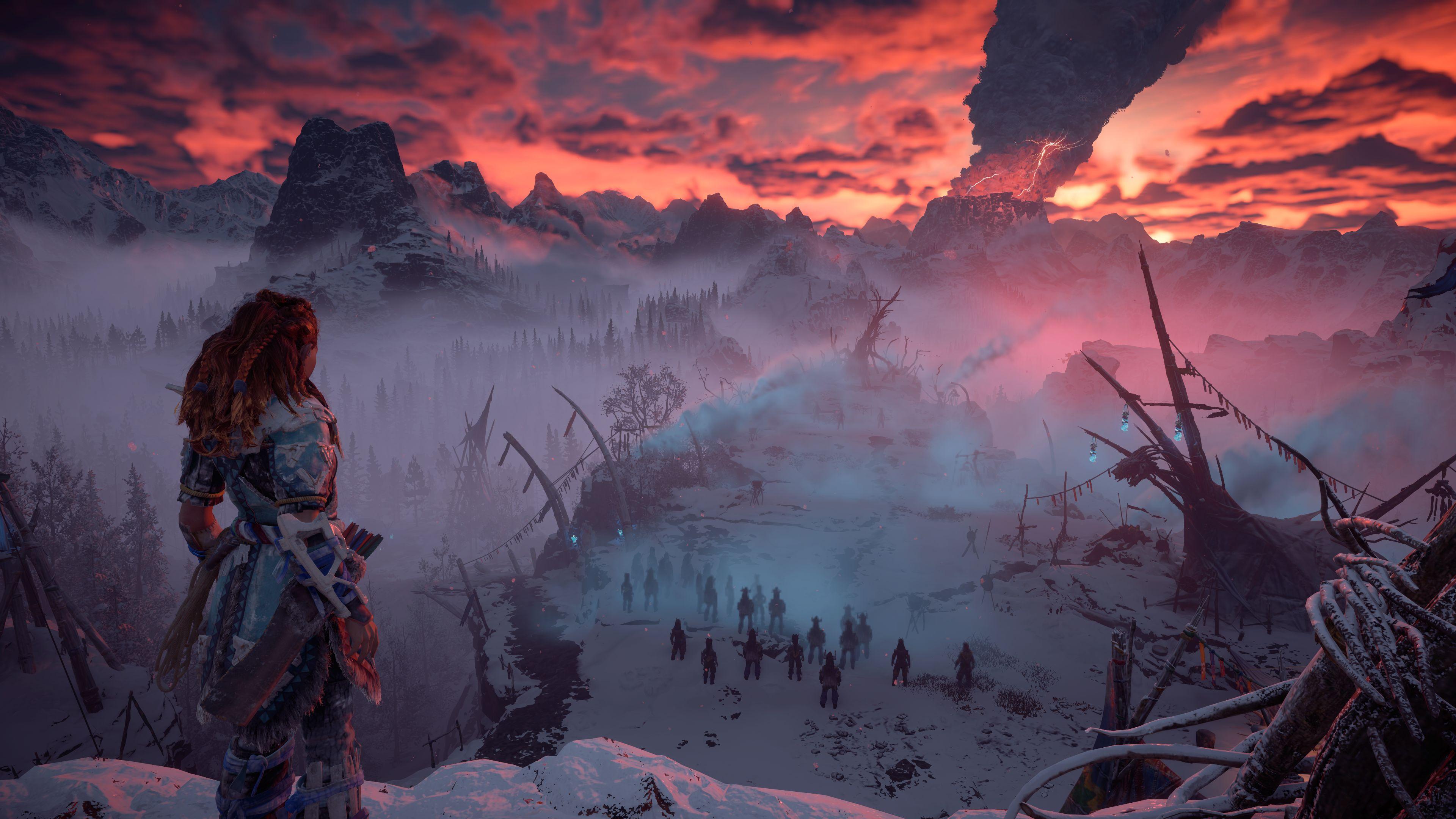 Nové obrázky z Horizon Zero Dawn: The Frozen Wilds 152119