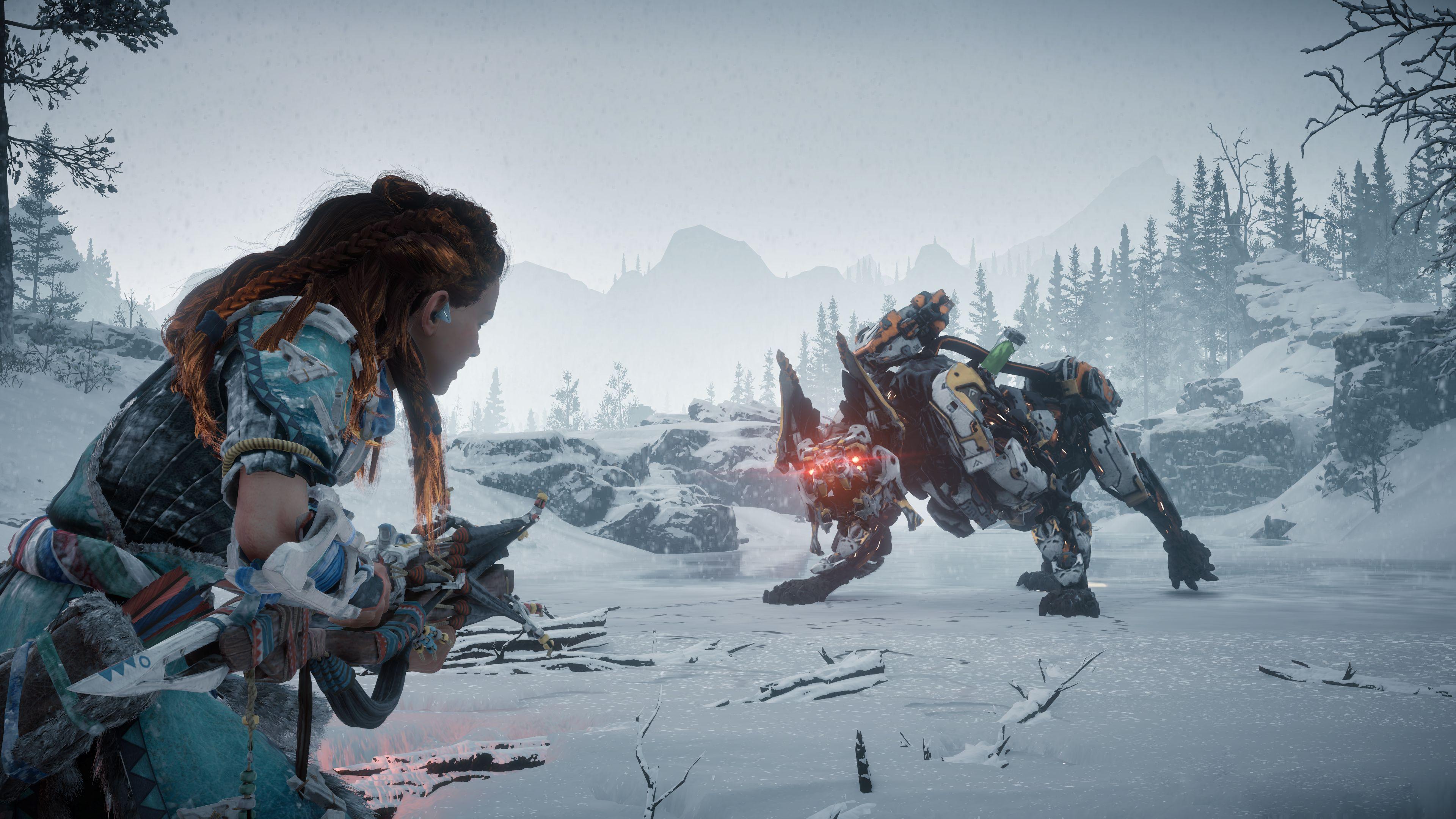 Nové obrázky z Horizon Zero Dawn: The Frozen Wilds 152120