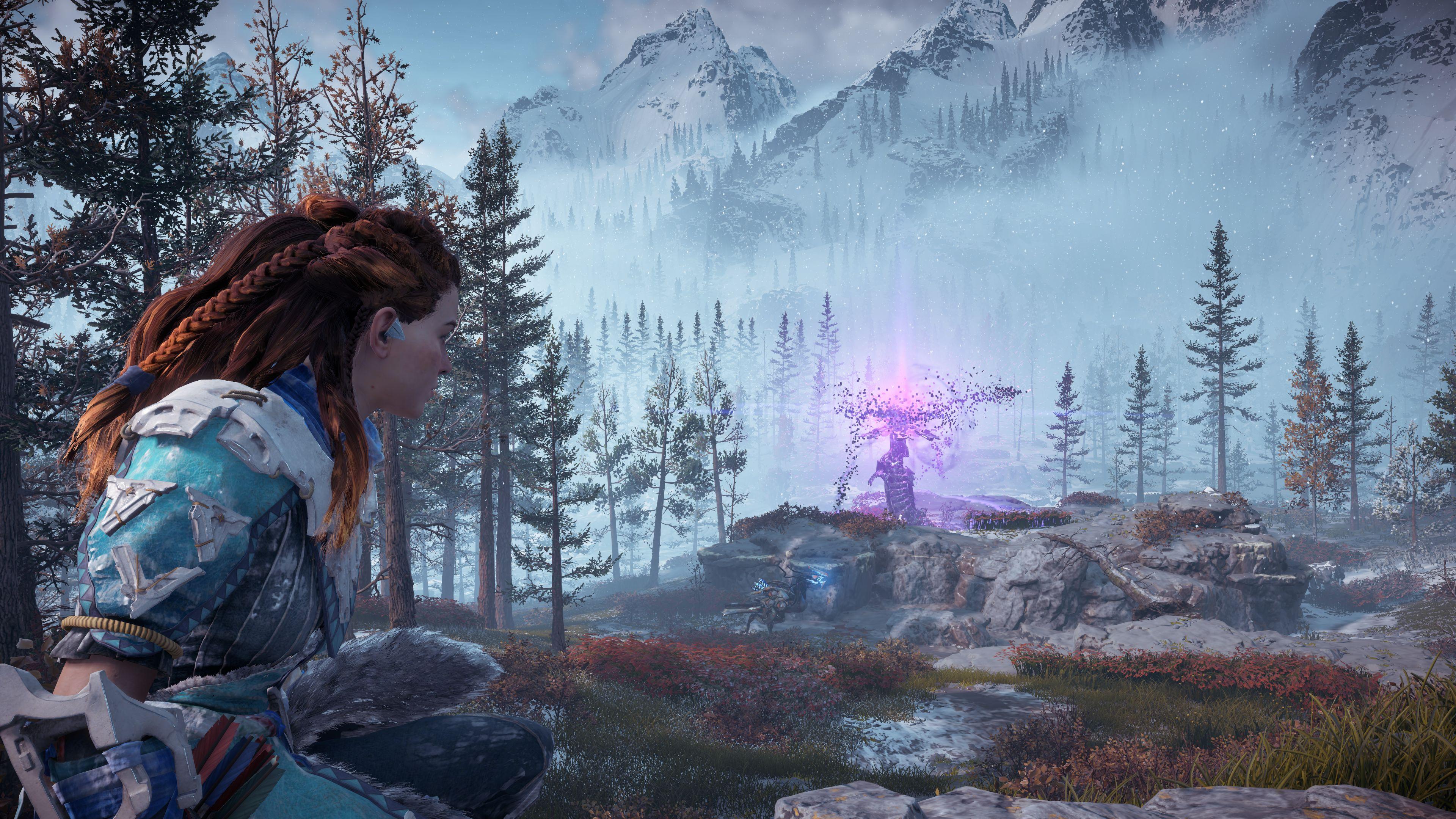 Nové obrázky z Horizon Zero Dawn: The Frozen Wilds 152121