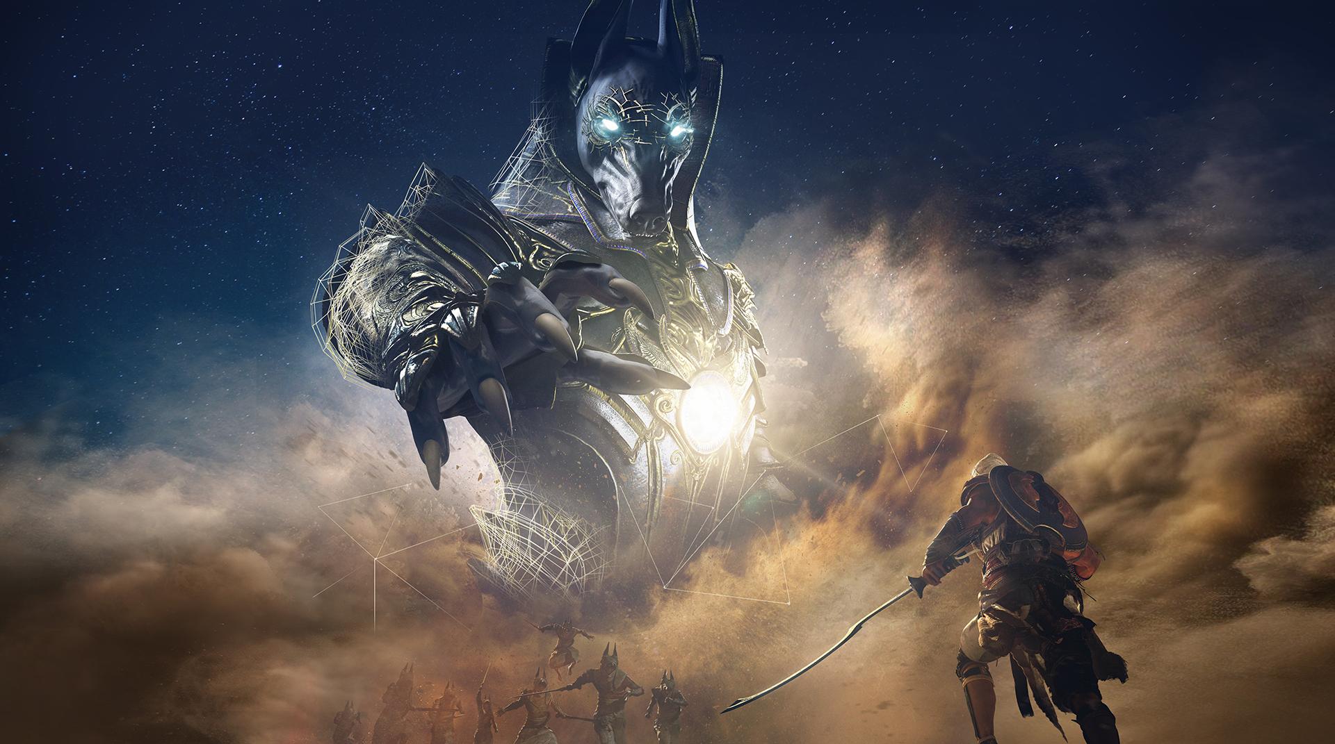 Tento měsíc vyjde pro Assassin's Creed: Origins patch přidávající podporu HDR 152129