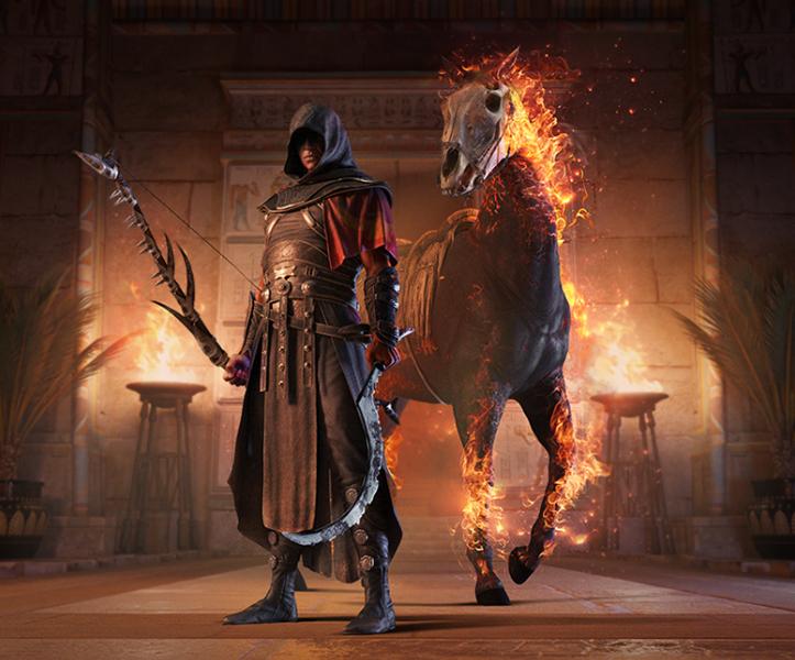 Tento měsíc vyjde pro Assassin's Creed: Origins patch přidávající podporu HDR 152130