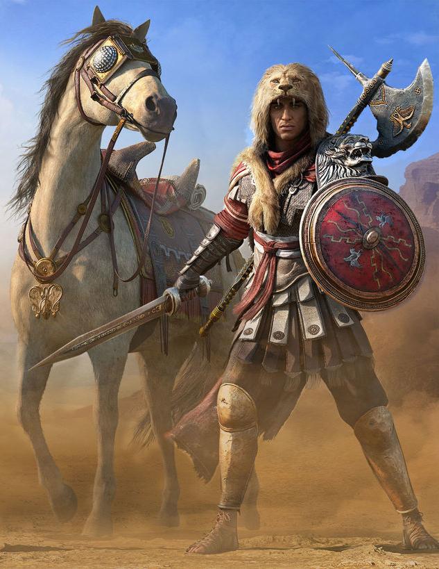 Tento měsíc vyjde pro Assassin's Creed: Origins patch přidávající podporu HDR 152131