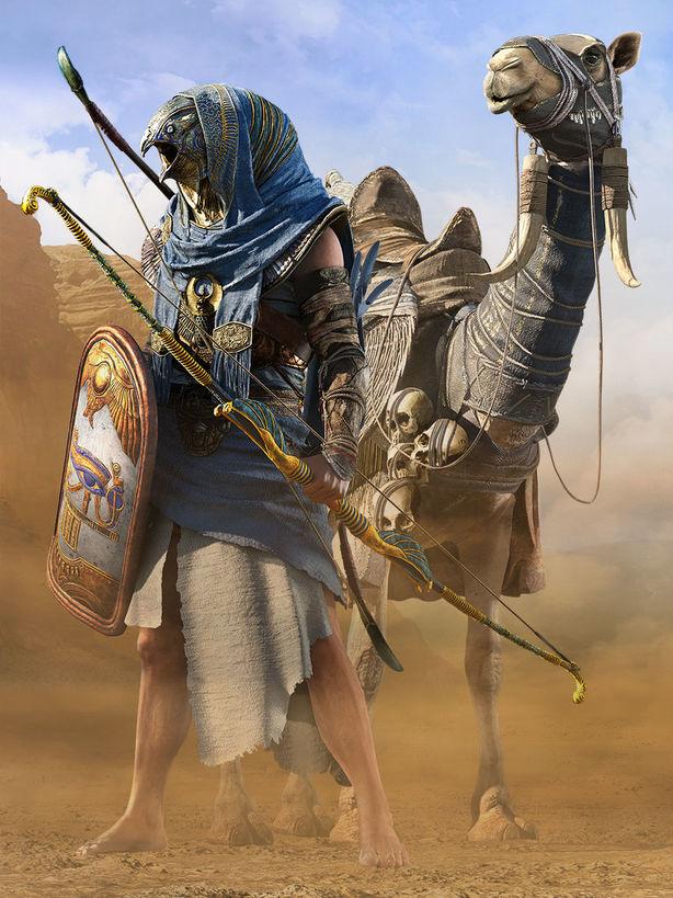 Tento měsíc vyjde pro Assassin's Creed: Origins patch přidávající podporu HDR 152132