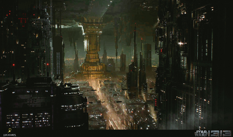Koncepty ze zrušené akce Star Wars 1313 152138