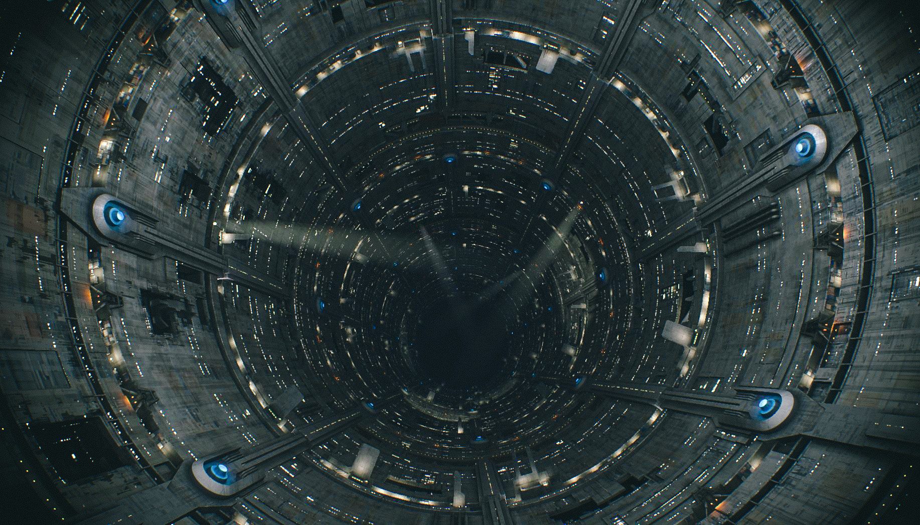 Koncepty ze zrušené akce Star Wars 1313 152141