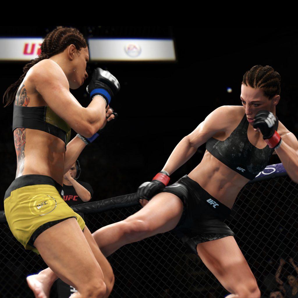 Představeno EA Sports UFC 3 152271